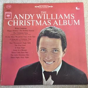 Other - Set of 3 Christmas Records Vintage